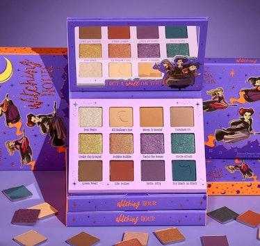 ColourPop is launching its ColourPop x Disney 'Hocus Pocus' Coven Crew Collection