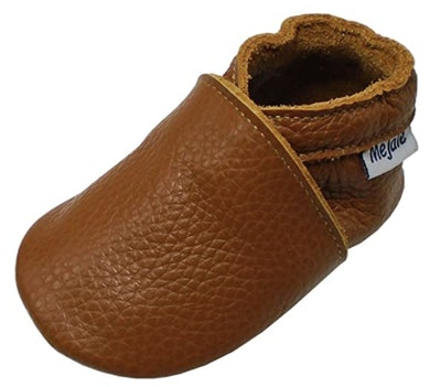 Mejale Soft Sole Slip-On Baby Shoes