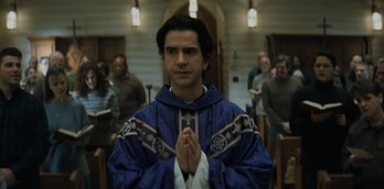 Midnight Mass inspirations jonestown religion catholicism