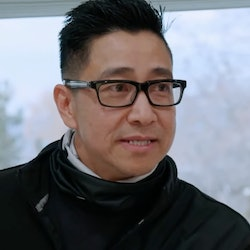 Duy Tran appears on Season 2 of 'Real Housewives of Salt Lake City.'