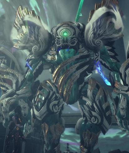 Bayonetta 3 Kaiju
