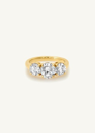 The Vasquez ring from Kinn studio jewelry.