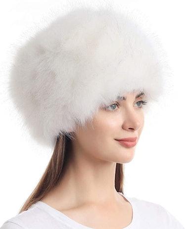 Women's Faux Fur Hat