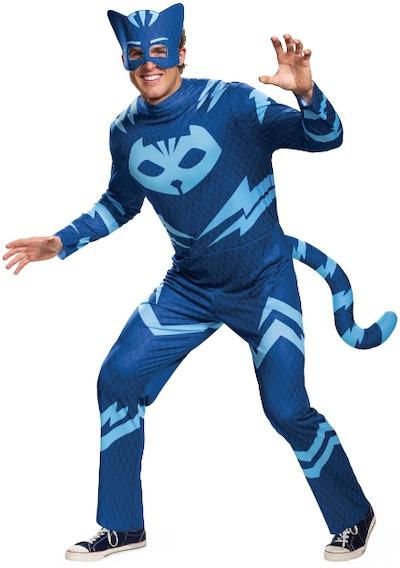Man wearing Catboy costume