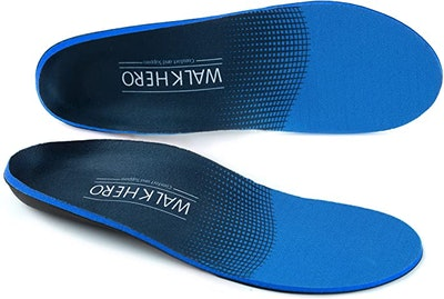 WALKHERO Comfort and Support Feet Insole Arch Supports