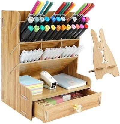 Tranchou Pencil Holder for Desk