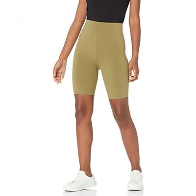 The Drop Jeannie High Rise Bike Shorts