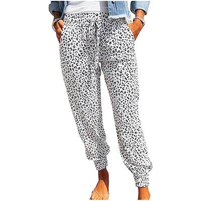ROSKIKI Printed Lounge Pants