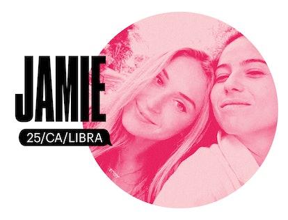Jamie Bierman was a Lox Club user. That's how she met Kelly Goldberg.