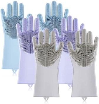 Kingrol Scrubber Gloves (3-Pack)