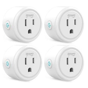 Mini Smart Plug (4-Pack)