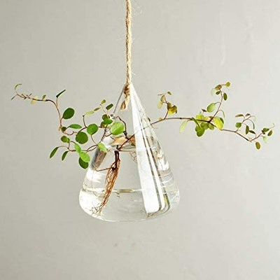 Fashionstorm Hanging Glass Planters (Set of 3)