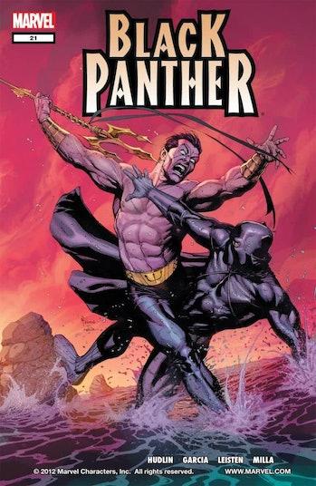 Black Panther Namor