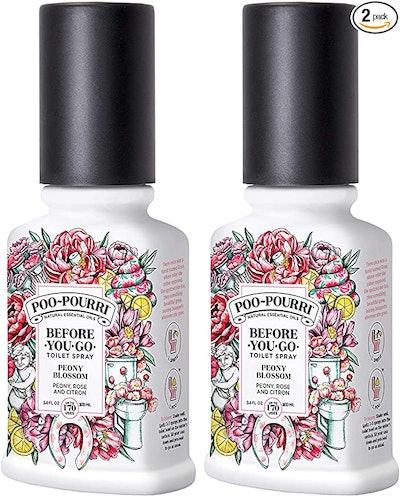 Poo-Pourri Before You Go Toilet Spray (2-Pack)
