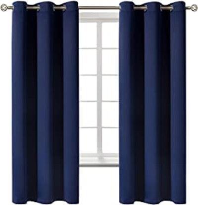 BGment Blackout Curtains (Set of 2 Panels)