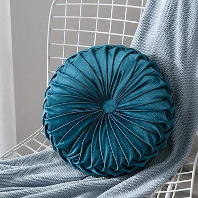 YNester Velvet Floor Cushion