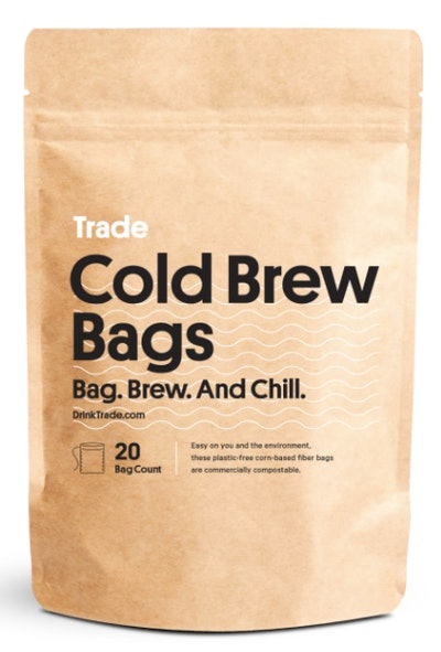 Trade Coffee Cold Brew Bags (20-Pack)