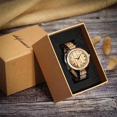 shifenmei Wooden Watch