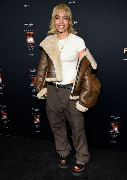 Rihanna Savage X Fenty Show Vol. 3 Premiere, New York, United States - 22 Sep 2021