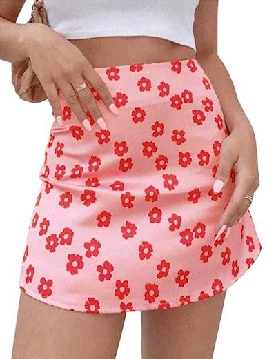LYANER Casual Skirt