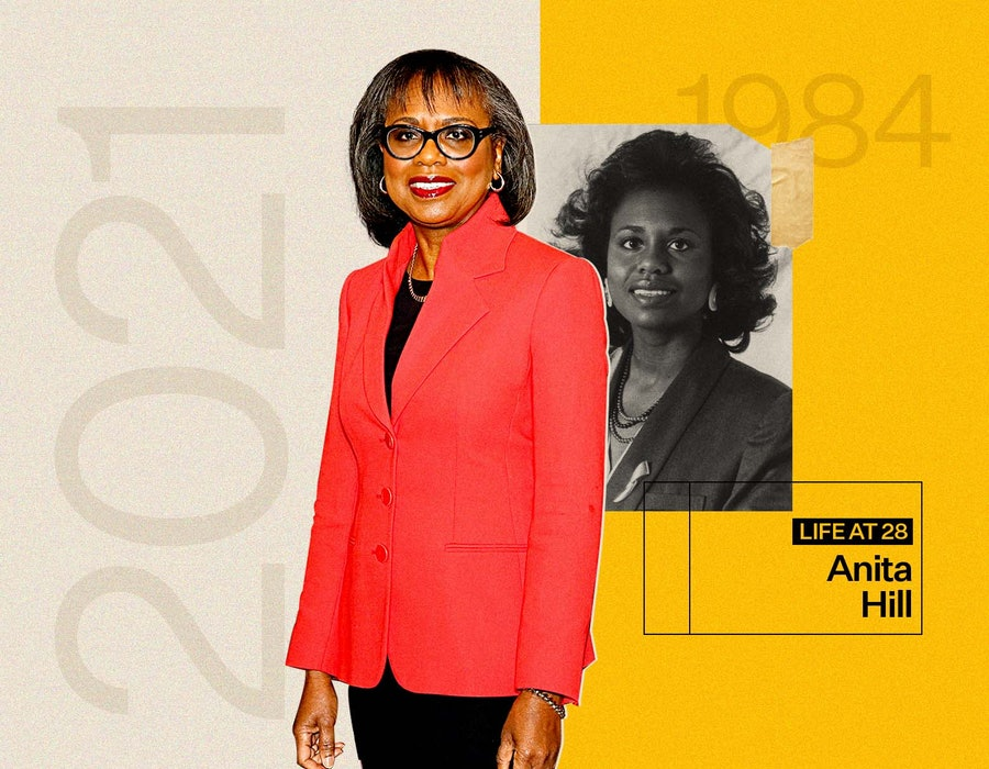 In her new book, Anita Hill offers solutions to gender based violence.