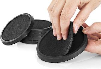 COMFORTENA Silicone Absorbent Coasters