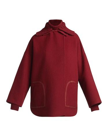 Loreen Reversible Cashmere Coat