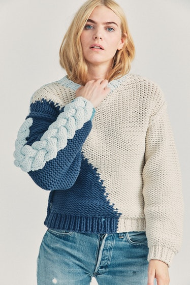 Isaiah Pullover Sweater