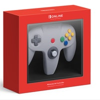 Nintendo 64 Switch controller release date, price, and full game list