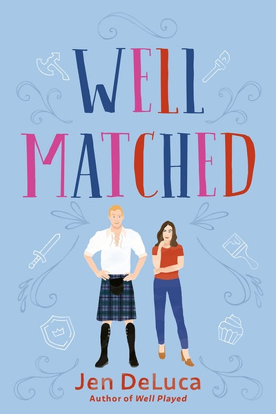 'Well Matched' by Jen DeLuca