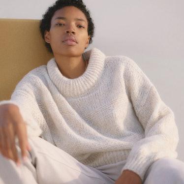 The Puff Sweater