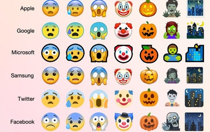 These Halloween emoji combos for all your spooky posts include clever mash-ups.