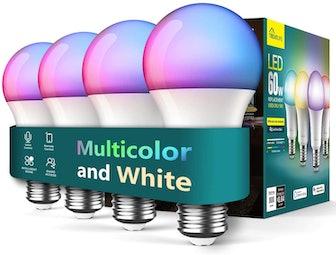 Treatlife Smart Light Bulbs (4-Pack)
