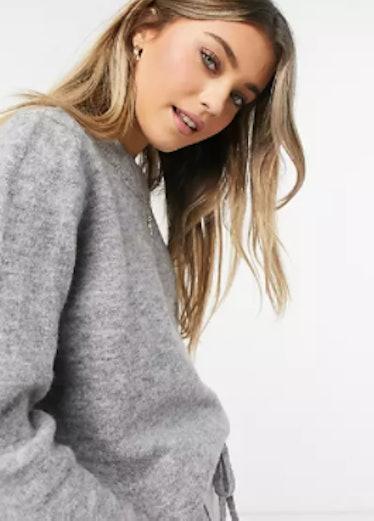 ASOS DESIGN oversized sweater
