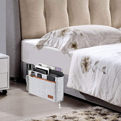 WantuSee Bedside Storage Organizer