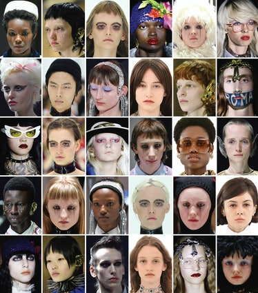 De Kluyver, who works on everything from fashion to videos to ad campaigns for Gucci, created runway...