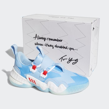 """Adidas Trae Young 1 sneaker """"Icee"""""""