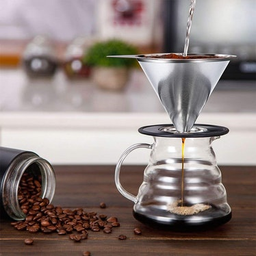 LHS Pour Over Coffee Dripper