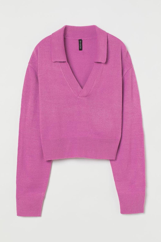 Collared Sweater