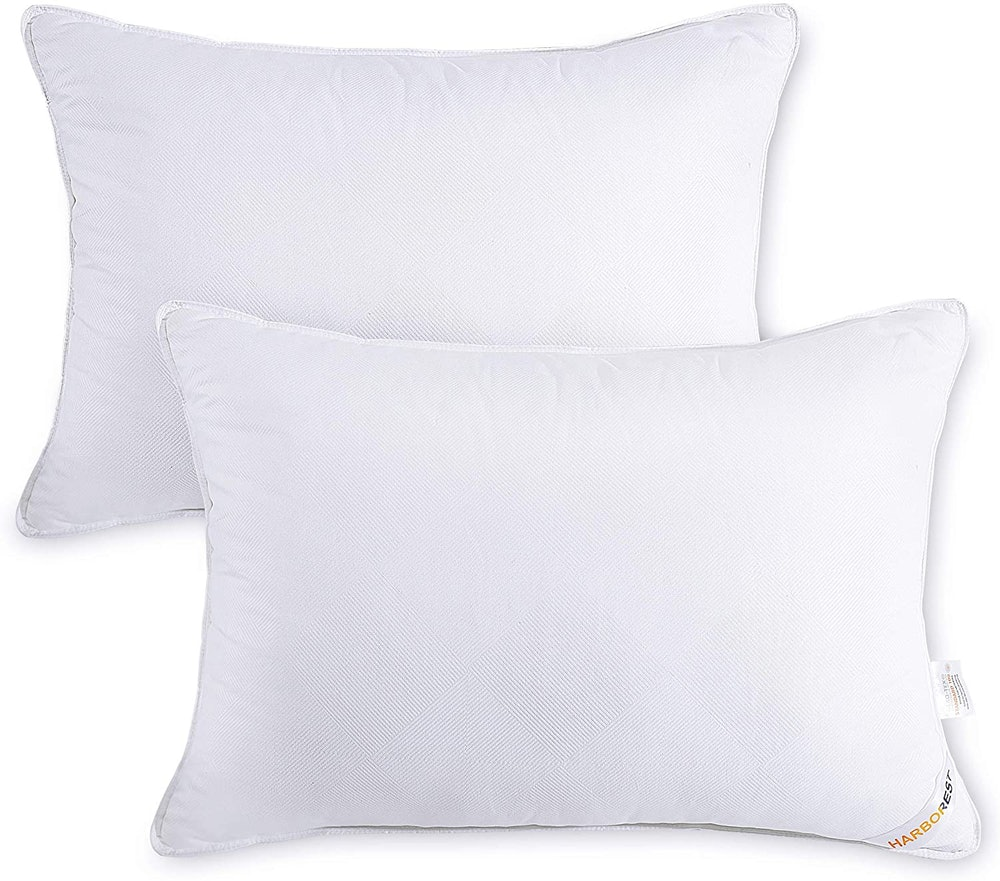 HarboRest Down Alternative Pillows (2-Pack)