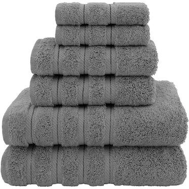American Soft Linen Towel Set (6 Pieces)