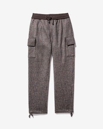Noah Wool Knit Cargo Pant