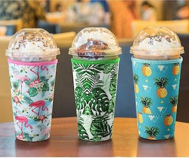 Patelai Reusable Coffee Sleeve (4 Pack)