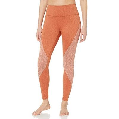 Core 10 Studiotech High-Waist Color-Block Yoga Legging