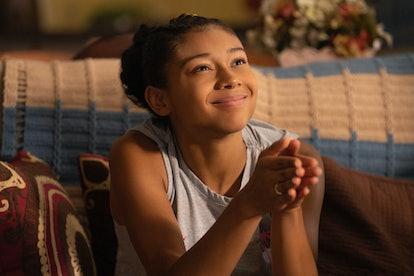 SIERRA CAPRI as MONSE in Netflix's 'One My Block'