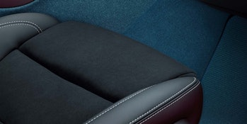 Volvo is committing to replacing leather interiors on its vehicles with recycled material.
