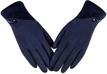 Alepo Winter Gloves With Touch Screen Fingers