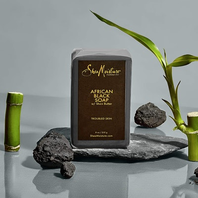 SheaMoisture African Black Soap Face and Body Bar