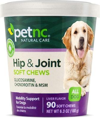 PetNC Natural Care Hip & Joint Soft Chews (90 Count)