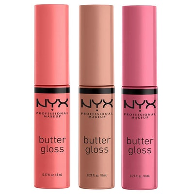 NYX PROFESSIONAL MAKEUP Butter Gloss (3 Pack)